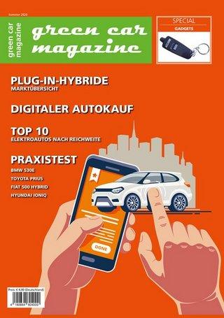 green car magazine - Der Schlüssel zur nachhaltigen Mobilität
