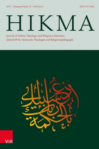 Hikma. Journal of Islamic Theology and Religious Education