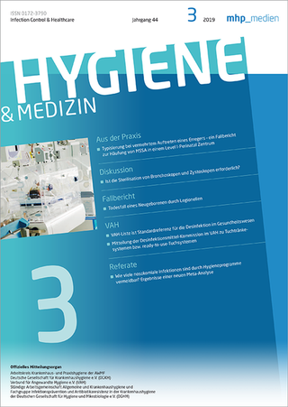 Hygiene & Medizin
