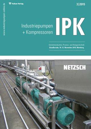 Industriepumpen + Kompressoren