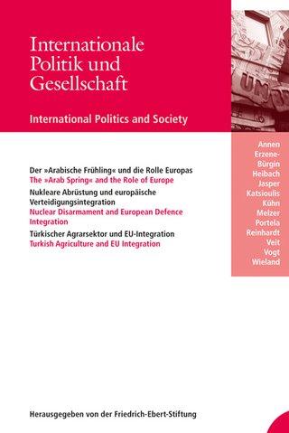 Internationale Politik und Gesellschaft / International Politics and Society