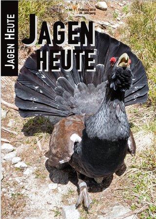 JAGEN HEUTE