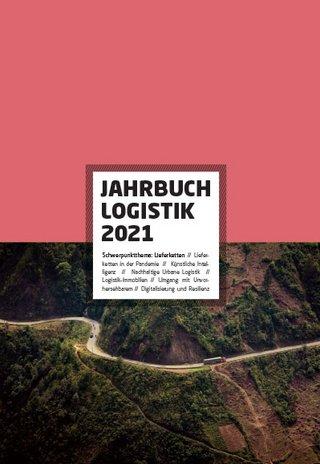 Jahrbuch Logistik 2021