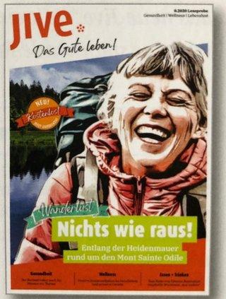 JIVE-Magazin