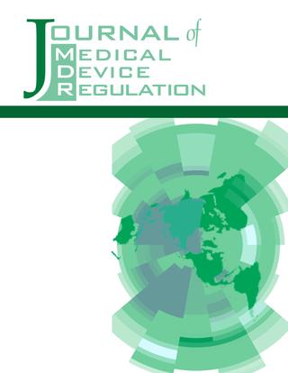 Journal of Medical Device Regulation