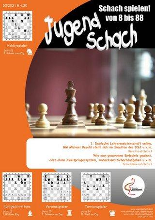 JugendSchach - Schach spielen von 8 bis 88