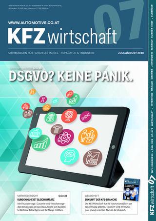KFZ Wirtschaft