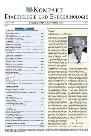 Kompakt Diabetologie und Endokrinologie