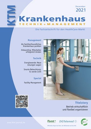 KTM Krankenhaus Technik + Management