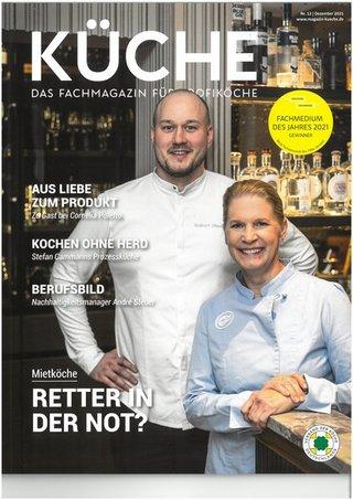 KÜCHE - Das Fachmagazin für Profiköche