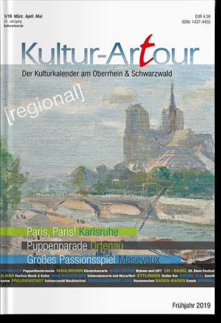 Kultur-Artour - DER Kulturkalender am Oberrhein & Schwarzwald