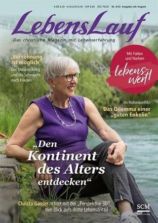 LebensLauf – das christliche Magazin mit Lebenserfahrung