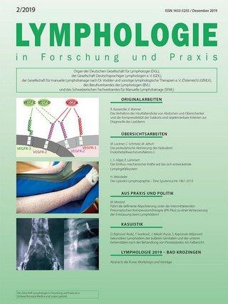 Lymphologie in Forschung und Praxis