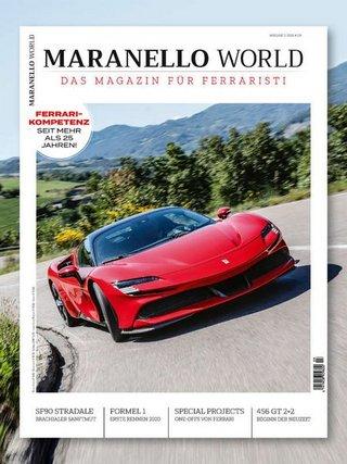 MARANELLO WORLD - Das Magazin für Ferraristi