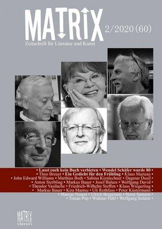 MATRIX Zeitschrift für Literatur und Kunst