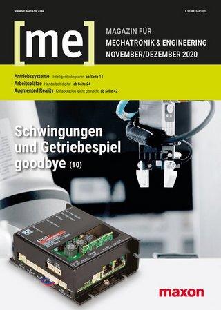 [me] Magazin für Mechatronik & Engineering