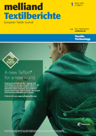 melliand Textilberichte