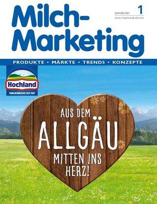 Milch-Marketing
