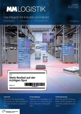 MM LOGISTIK - Das Magazin für Industrie und Handel