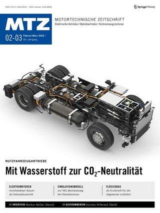 MTZ – Motortechnische Zeitschrift