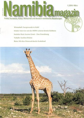 Namibiamagazin