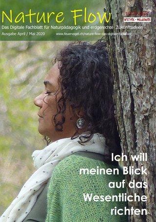 Nature Flow - Das digitale Fachblatt für Naturpädagogik und erdgerechte Zukunftsidee