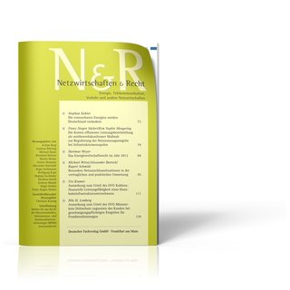 Netzwirtschaften & Recht (N&R)