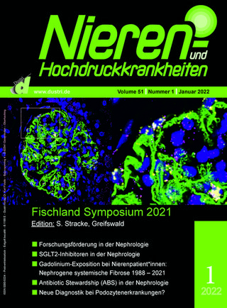 Nieren- und Hochdruckkrankheiten