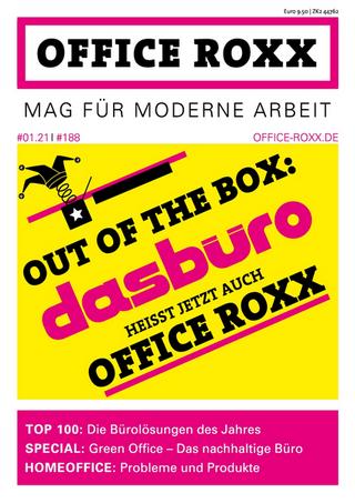 OFFICE ROXX – Mag für moderne Arbeit