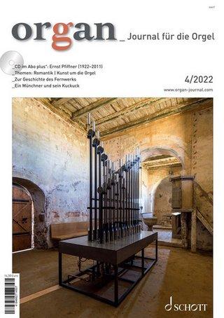 organ - Journal für die Orgel