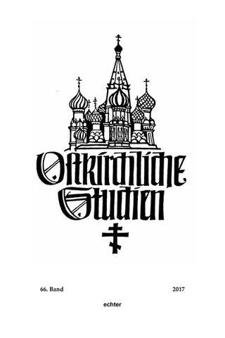 Ostkirchliche Studien