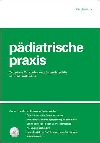 pädiatrische praxis