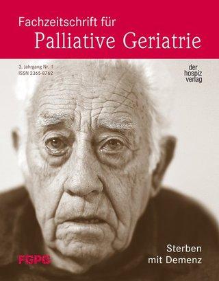 Fachzeitschrift für Palliative Geriatrie