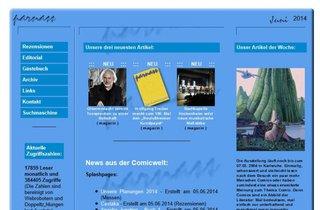 Parnass - Die Kulturzeitschrift