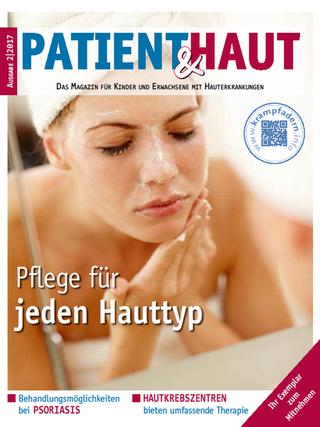 Patient & Haut - Das Magazin für Kinder und Erwachsene mit Hauterkrankungen