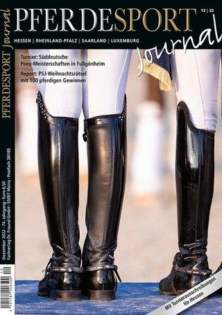 Pferdesport Journal - Ausgabe Hessen