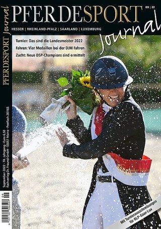 Pferdesport Journal - Ausgabe Rheinland-Pfalz, Saarland, Luxemburg