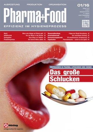 Pharma+Food