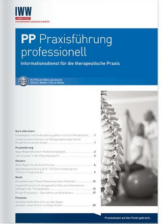 PP Praxisführung professionell