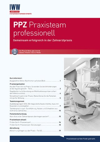 PPZ Praxisteam professionell