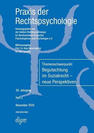 Praxis der Rechtspsychologie