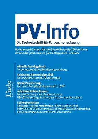 PV Info