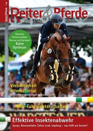 Reiter & Pferde in Westfalen