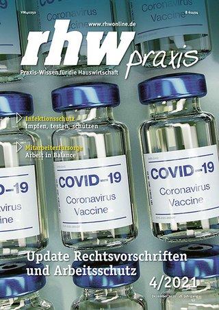 rhw praxis Praxis-Wissen für die Hauswirtschaft