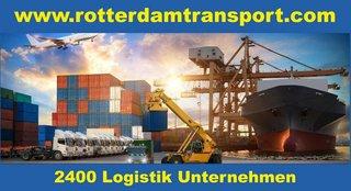Rotterdam Transport deutschsprachige Website, 10.000 Seiten