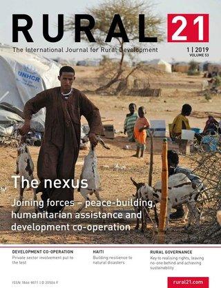 Rural 21 - The International Journal for Rural Development