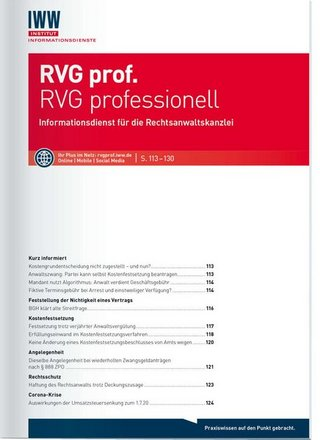 RVG professionell
