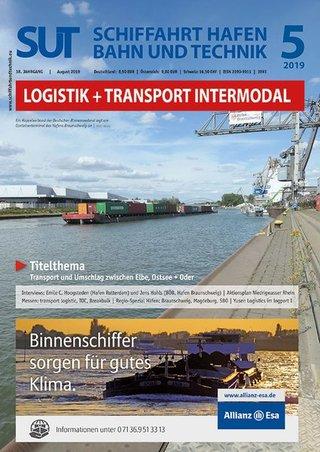 Schiffahrt Hafen Bahn und Technik