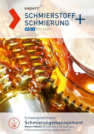 SCHMIERSTOFF + SCHMIERUNG