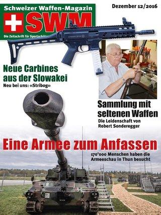 Schweizer Waffen-Magazin